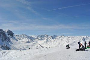 טיול סקי | חוויה באלפים הוינאים – כולל סקי פאס