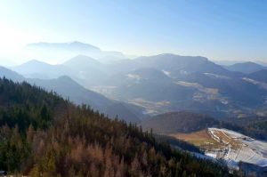 מווינה לאלפים הוינאים | טיול נופים וטבע
